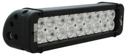 "VISION X Lighting - Vision X 11"" XMITTER PRIME LED BAR BLACK 18 3-WATT LED'S 10 OR 40 DEGREE    -XIL-P1810"