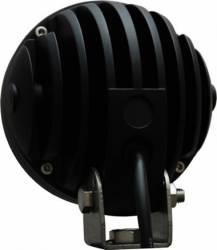 "VISION X Lighting - Vision X 4"" ROUND UTILITY MARKET XTREME BLACK 7 5W LED'S 10, 40 OR 60 DEGREE   -XIL-UMX40 - Image 2"