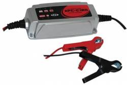 VISION X Lighting - Vision X 1.2 AMP HOUR MAINTAINANCE PULSE BATTERY CHARGER    -XPC-C120