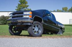 """Zone Offroad - Zone Offroad 6"""" IFS Lift Kit System for 88-98 Chevy / GMC K1500 / 2500 Pickup 6 Lug 4WD - C14 - Image 2"""