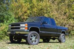 """Zone Offroad - Zone Offroad 6"""" IFS Lift Kit System for 88-98 Chevy / GMC K1500 / 2500 Pickup 6 Lug 4WD - C14 - Image 3"""