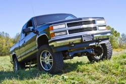 """Zone Offroad - Zone Offroad 6"""" IFS Lift Kit System for 88-98 Chevy / GMC K1500 / 2500 Pickup 6 Lug 4WD - C14 - Image 4"""