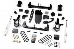 """Zone Offroad - Suspension Components - Zone Offroad - Zone Offroad 2014-2017 Chevy / GMC 1/2 Ton Pickup Silverado / Sierra 4WD 6.5"""" 4WD IFS Suspension System- C25N - C26N"""