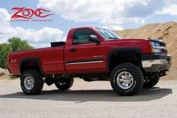 "Zone Offroad - Zone Offroad 6"" IFS System 01-10 Chevy / GMC 2500/3500 Pickup HD Silverado / Sierra / Avalanche 2500 & Suburban / Yukon XL 4WD - C4N - Image 2"