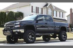 "Zone Offroad - Zone Offroad 6"" IFS System 01-10 Chevy / GMC 2500/3500 Pickup HD Silverado / Sierra / Avalanche 2500 & Suburban / Yukon XL 4WD - C4N - Image 3"