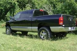 """Zone Offroad - Zone Offroad 2.5"""" Leveling Kit 94-12 Dodge 1/2 Ton Pickup 1500 / 2500 / 3500 4WD - D1251 - Image 2"""