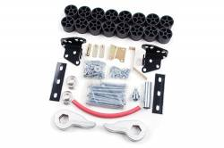 "FORD - 1997-03 Ford F150 - Zone Offroad - Zone Offroad 4"" Combo Lift kit for 97-03 Ford F150 4WD - F1400"