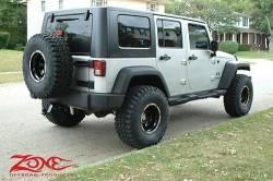 "Zone Offroad - Zone Offroad 3"" Jeep Wrangler JK 2 Door/4 Door/Rubicon 07-18 Suspension System Lift Kit - J12N / J13N - Image 6"