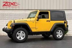 """Zone Offroad - Zone Offroad 2"""" Jeep Wrangler JK 2 Door/4 Door/Rubicon 07-18 Coil Spacer Kit - J2203 - Image 2"""
