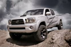 "TOYOTA - 2005-14 Toyota Tacoma - Zone Offroad - Zone Offroad 2 1/2"" Toyota Tacoma 4WD 05-16 Leveling Kit  - T1251"