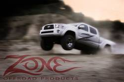 """Zone Offroad - Zone Offroad 2 1/2"""" Toyota Tacoma 4WD 05-16 Leveling Kit - T1251 - Image 3"""