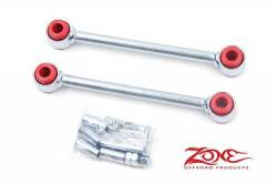 """Suspension Build Components - Sway Bars & Components - Zone Offroad - Zone Rear Fixed Sway Bar Links for 2-3"""" of Lift 97-06 Jeep TJ Wrangler  -J5200"""