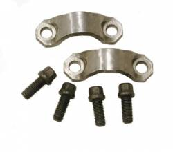 "Differential & Axle - Pinion Yokes & Flanges - Yukon Gear & Axle - 1310, U/Jnt Straps & Bolts, 8.5"" Front, 12P & 12T GM.      -YY STR-005"