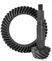 Ring & Pinion Sets - Chevrolet - Yukon Gear & Axle - High performance Yukon replacement Ring & Pinion gear set for Dana 44 standard rotation in a 4.88 ratio
