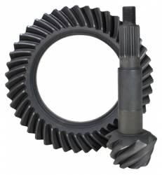 Ring & Pinion Sets - Jeep - Yukon Gear & Axle - High performance Yukon Ring & Pinion gear set for Model 35 IFS Reverse rotation in a 4.56 ratio