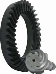 "Toyota - 8"" IFS Reverse Rotation (Clamshell) FJ Cruiser / 05+ Tacoma / 03+ 4 Runner - Yukon Gear & Axle - High performance Yukon Ring & Pinion gear set for Toyota FJ Cruiser Front, 4.88 ratio, thick"
