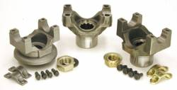 Differential & Axle - Pinion Yokes & Flanges - Yukon Gear & Axle - Model 35 1310 pinion yoke, U-bolt type, with conversion seal.