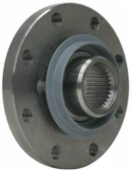 Differential & Axle - Pinion Yokes & Flanges - Yukon Gear & Axle - Round replacement yoke companion flange for Dana 80