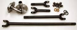 Yukon Gear & Axle - Yukon 4340 Chrome-Moly Birfield eliminator axle kit '79-'85 Toyota pick-up and 4Runner