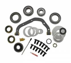 "Ford - 10.25"" 12 Bolt Rear (Sterling) - Yukon Gear & Axle - Yukon Master Overhaul kit for 2007-2010 Ford 10.5"" differentials using aftermarket 10.25"" R&P Only."