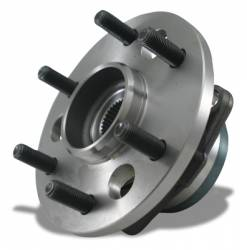Differential & Axle - Axle Seals and Bearings - Yukon Gear & Axle - Yukon unit bearing for '00-'03 Ford F150 front, w/ ABS.