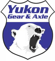 "Differential & Axle - Rear Axle Shafts - Yukon Gear & Axle - Stub axle shaft for '92-'96 Dodge Viper, 7.40""."