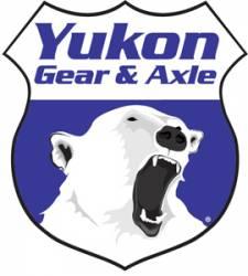 """Differential & Axle - Rear Axle Shafts - Yukon Gear & Axle - T8 30Spline AXLE (24.64"""" -> 29.08"""" CUT2LTH) 4340."""
