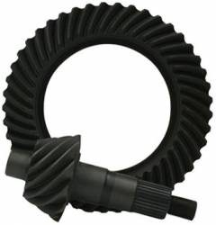 "Ring & Pinion Sets - Chevrolet - Yukon Gear & Axle - High performance Yukon Ring & Pinion ""thick"" gear set for 10.5"" GM 14 bolt truck in a 4.56 ratio"