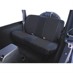 Jeep Seats & Covers - Jeep Wrangler TJ Rear Seats & Covers