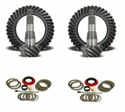 Differential & Axle - GEAR CHANGE PACKAGES BY VEHICLE