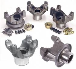 Differential & Axle - Pinion Yokes & Flanges