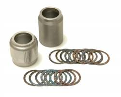 Differential & Axle - Solid Spacers / Crush Sleeve Eliminator Kits - Toyota
