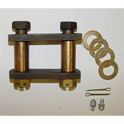 Jeep CJ 55-86 - Suspension Build Components - Shackles