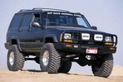 Suspension & Components - JEEP - Jeep XJ Cherokee 84-01