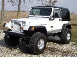 Suspension & Components - JEEP - Jeep YJ Wrangler 87-95