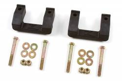 CHEVY / GMC - 2007-13 Chevy / GMC 1/2 Ton Pickup - Zone Offroad Products