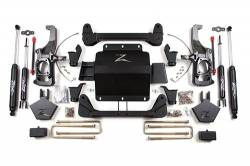 CHEVY / GMC - 2011-19 Chevy / GMC 1 Ton Pickup - Zone Offroad Products