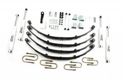 JEEP - Jeep YJ Wrangler 87-95 - Zone Offroad Products