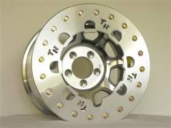"TrailReady Beadlocks - Trailready HD Series 17 x 8.5"" Beadlocked Wheel HD17 - Image 6"