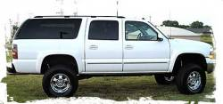 Chevy/GMC - Avalanche 1500 4WD - 2000-2006