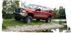 Ford - Excursion 4WD - 2000-2005