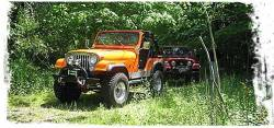 Jeep - CJ Series - 1972-1975