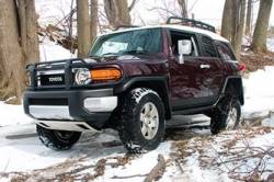 BDS Suspension - Toyota - FJ Cruiser