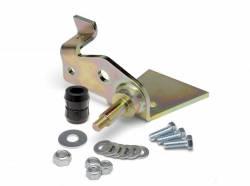Steering & Brakes - Steering Damper - JKS Manufacturing - JKS Stabilizer Relocation Bracket for Jeep Wrangler JK, 2007-2015