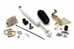 Steering & Brakes - Steering Damper - JKS Manufacturing - JKS Stabilizer and Relocation Kit for Jeep Wrangler JK, 2007-2015