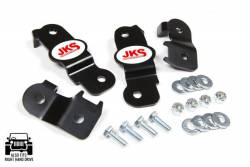 JKS Manufacturing - JKS Brake Line Relocation Bracket for Jeep Wrangler JK, 2007-2015