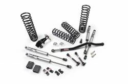 "Wrangler JK - JSPEC Suspension Systems - JKS Manufacturing - Jspec 3.5"" Suspension System, 2007-2018 Jeep Wrangler JK *Select Model* - 101K / 100K"