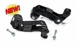 Steering & Brakes - JSPEC Advanced Geometry Upgrade - JKS Manufacturing - JKS Control Arm Correction Bracket for Jeep Wrangler JK, 2007-2018