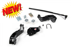 Steering & Brakes - JSPEC Advanced Geometry Upgrade - JKS Manufacturing - Jspec Advanced Geometry Upgrade Kit For 2007-2018 Jeep Wrangler JK | JKU Models