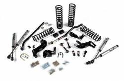 "Wrangler JK - JSPEC Suspension Systems - JKS Manufacturing - Jspec 3.5"" J Kontrol Suspension System, 2007-2018, Wrangler JK * Choose Model* - 109K / 108K"